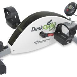 Deskcycle skrivbordscykel för placering under bord